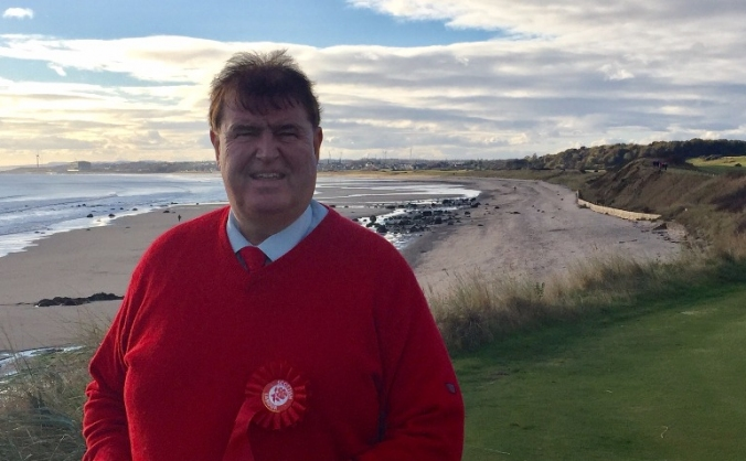 By-Election - Davidson For Leven, Kennoway & Largo