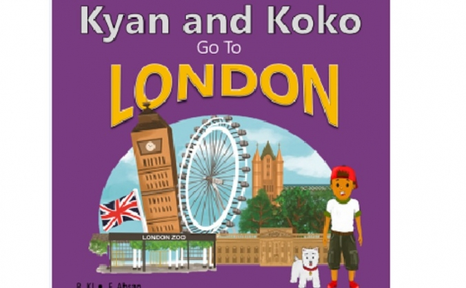 KYAN & KOKO - Children's books about cities