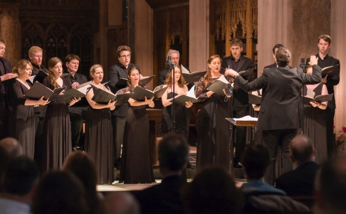 Passion & Polyphony: Sonoro's debut recording