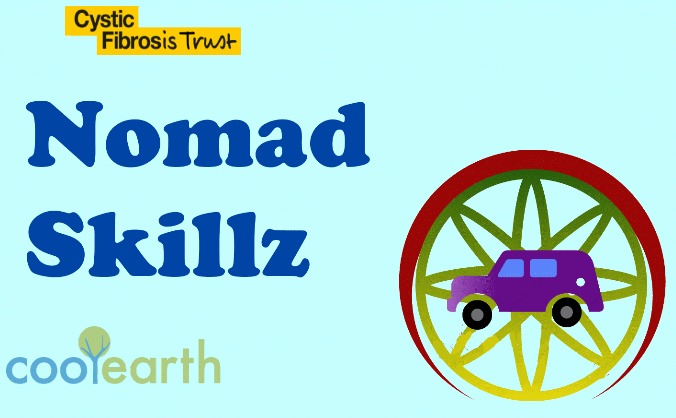 Nomad Skillz - London to Mongolia for Charity
