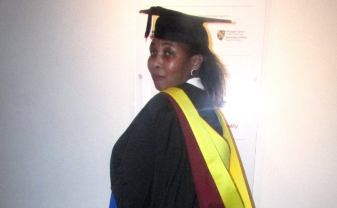 MSc funds for my mum