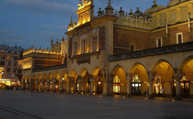 Visiting Krakow in Poland