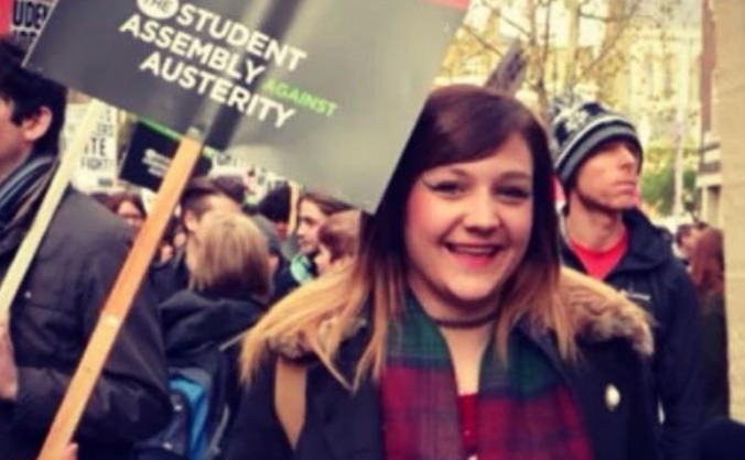 Hannah Graham Green Party MP - Middlesbrough 2015
