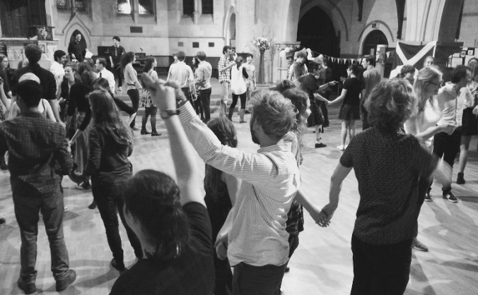 Cambridge University Scottish Society Ceilidh
