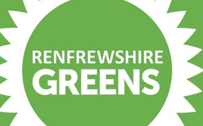 Renfrewshire Greens campaign fund
