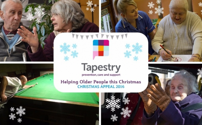 Helping Older People this Christmas