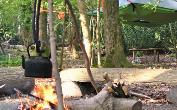 Bushcraft Retreat for PTSD and Mental Health