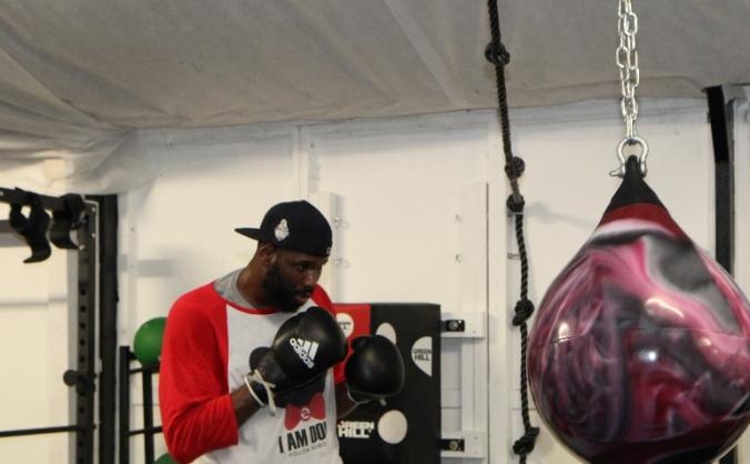 Donnie Palmer Boxer