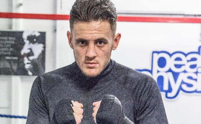 Josh Douglas Boxer