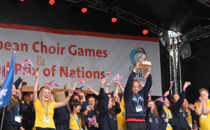 Help Barnsley Youth Choir compete in Euro 2017
