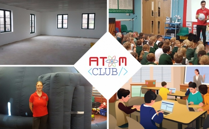 Rural Children's Science & Coding Centre in Dorset