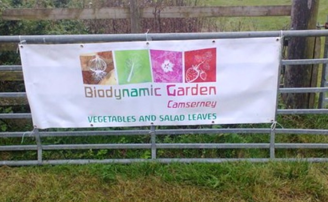The Biodynamic Garden