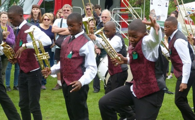Music and Dance  by ZCC Brass Band UK