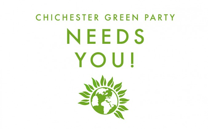 Chichester Green Party needs YOU!