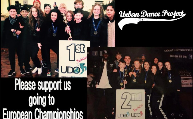 Help get U.D.P to the European Championships