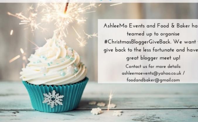#ChristmasBloggerGiveBack