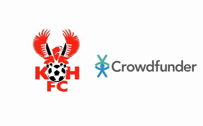 Harriers 'Give it 100%' for January