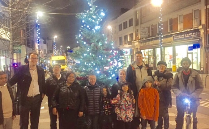 Deptford Christmas Tree