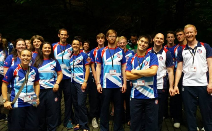 Get Team UK Tchoukball to the World Championships