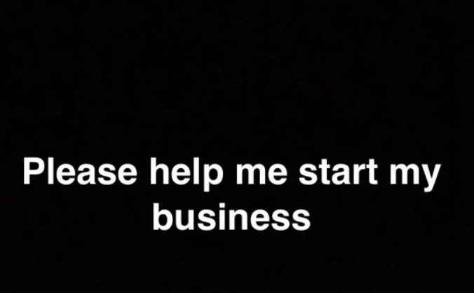 Starting up my business