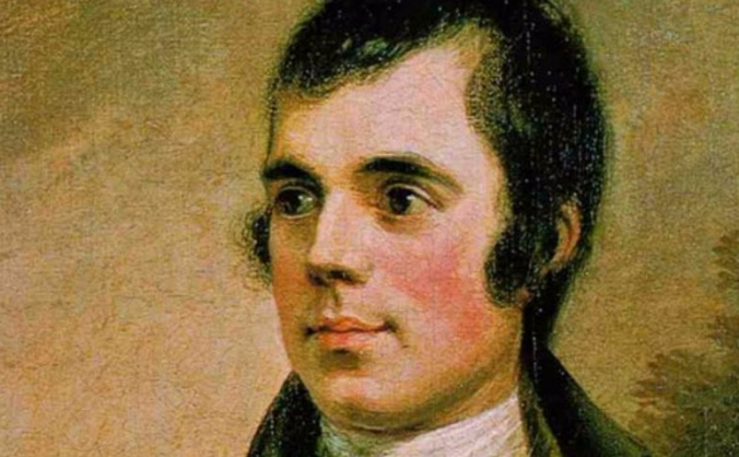 Robert Burns songs in Estonian