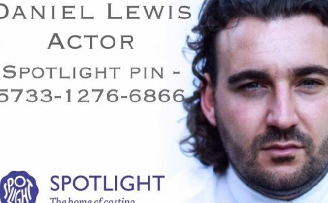 Daniel Lewis Actor