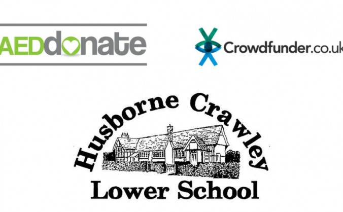 AED for Husborne Crawley Lower School