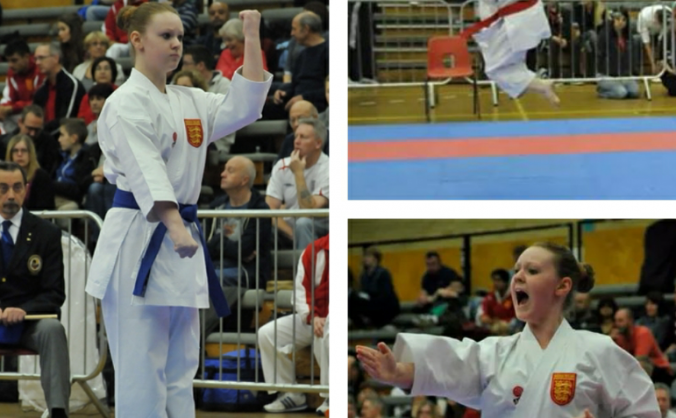 Emmys World Karate Dream