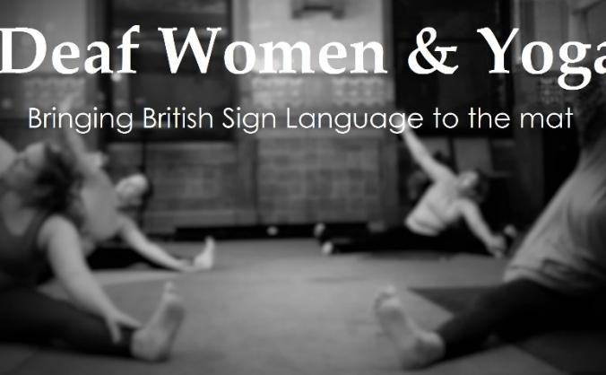 Deaf Women & Yoga