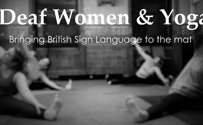 Deaf Women & Yoga