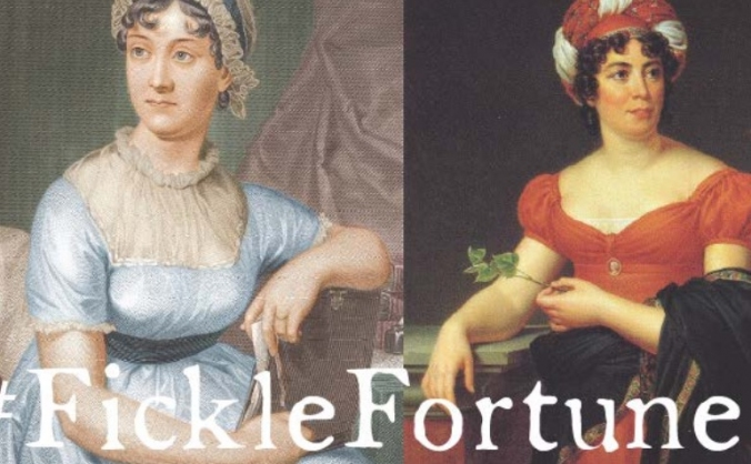 #FickleFortunes – Austen & Staël at 200 Years