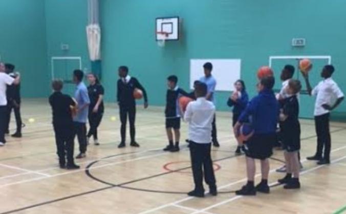 Armley Youth Basketball