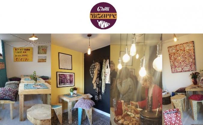 Chilli Bizarre - Outsider Arts Cafe