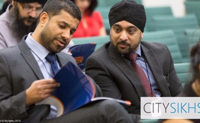 Launch of the 5th British Sikh Report