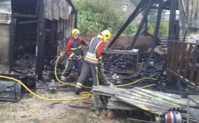 Help Us AfterHeartbreaking Fire.