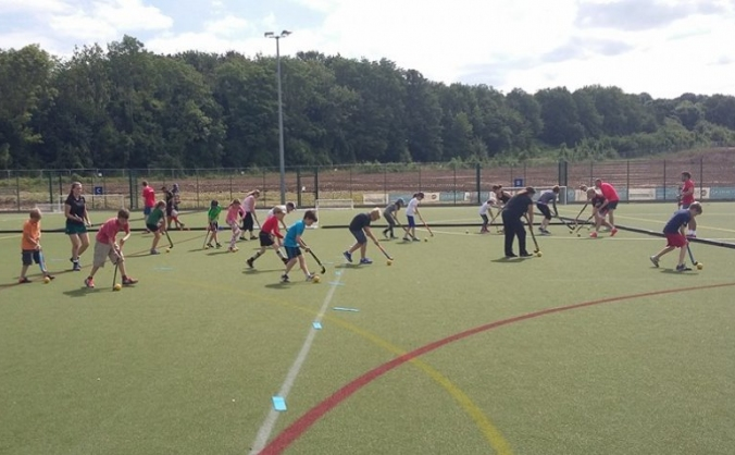 Fundraising for Community Hockey In Guildford