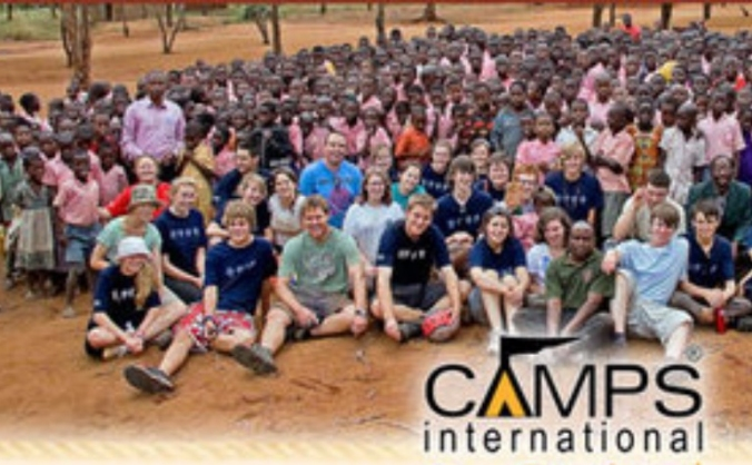 Ben's charity school expedition to Kenya 2018