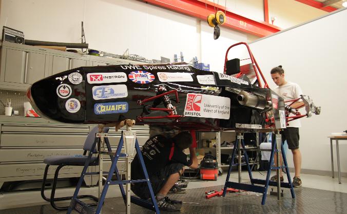 UWE Formula Student Team : Educational Motorsport