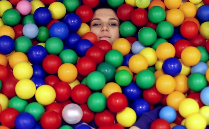 Stress Less Ball Pool Pit in the SU!