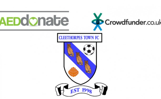 AED for Cleethorpes Town FC