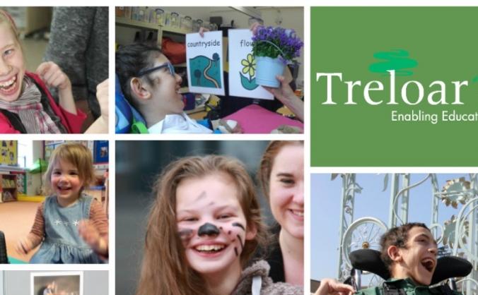Helping disabled children at Treloar's School
