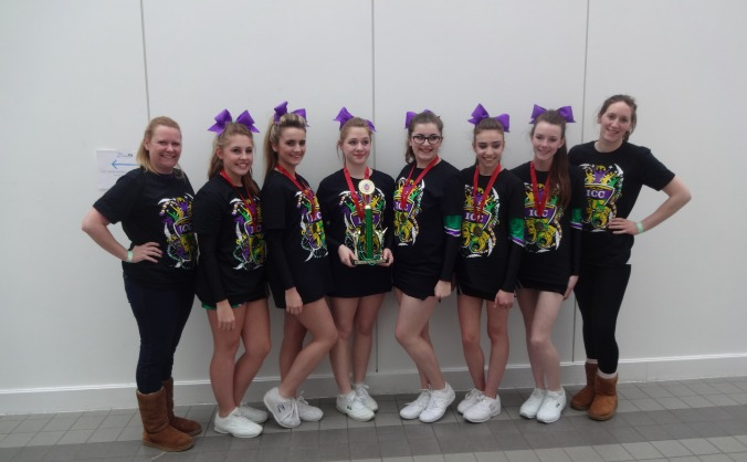 HELP CHEER-A-CALITY GO TO NATIONALS