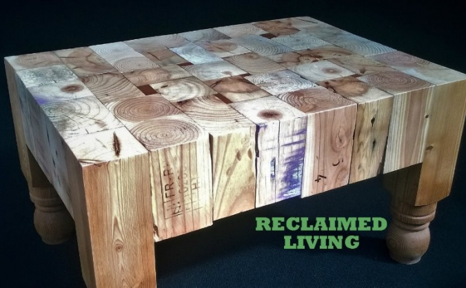 Real Reclaimed furniture