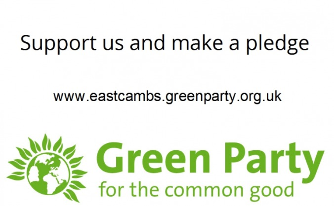 Get the Green Party elected in East Cambridgeshire