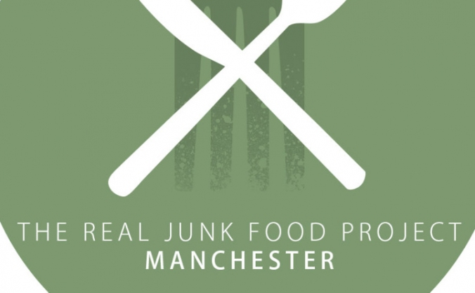 Real Junk Food Manchester cafe & restaurant