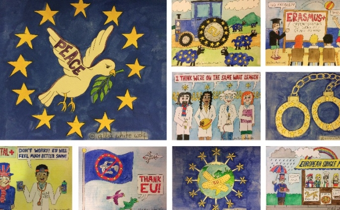 EU Advent Calendar - Remain Campaign Material