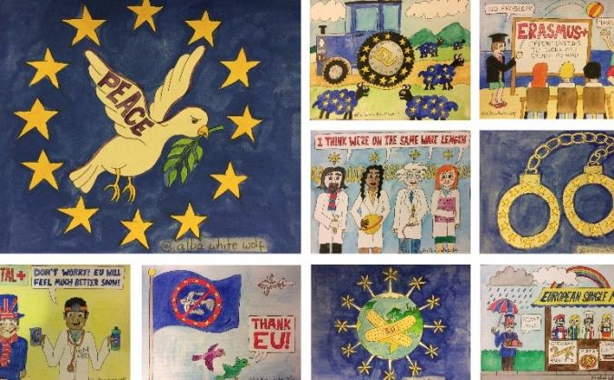 EU Advent Calendar - Remain Campaign Material