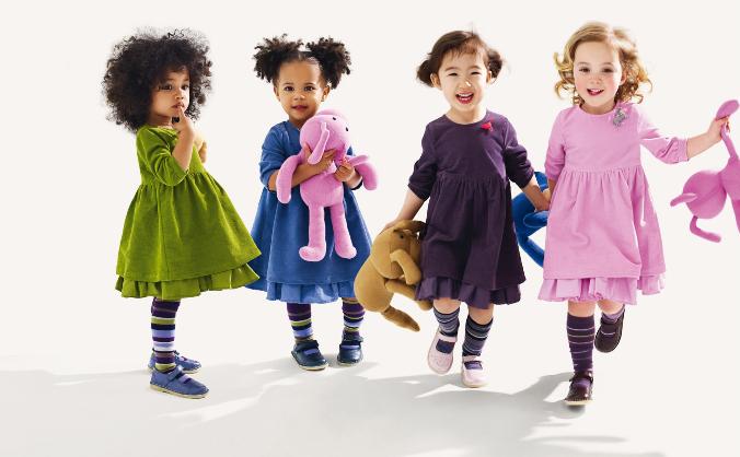 Children Clothing Line