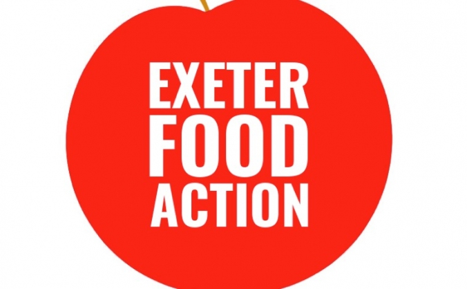 Exeter Food Action - Christmas appeal.