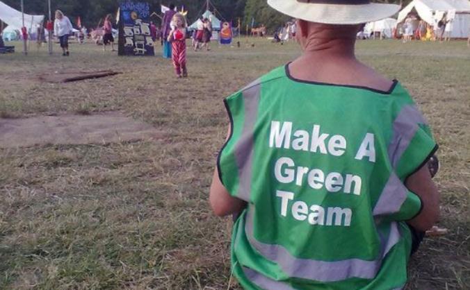 Make A Green Team